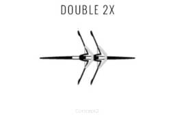 2X Double Scull